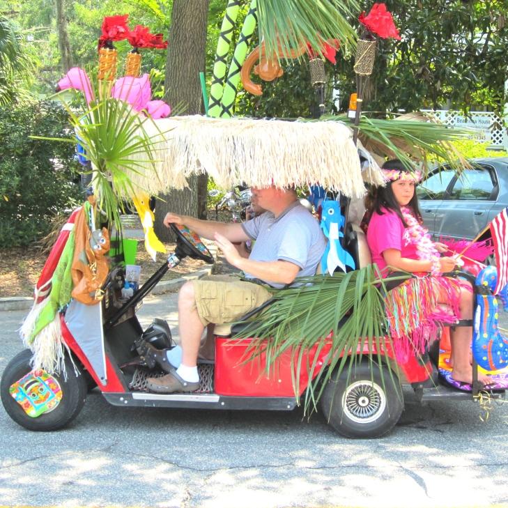 Tiki Cart