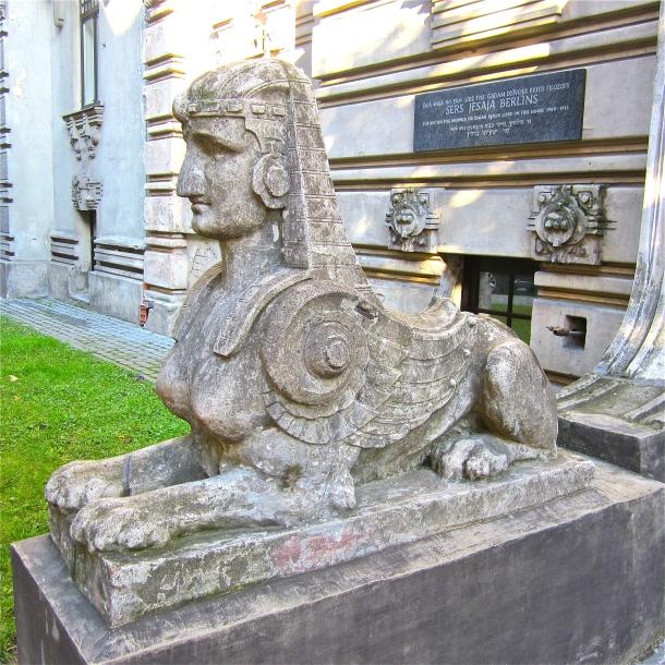 Riga Sphinx