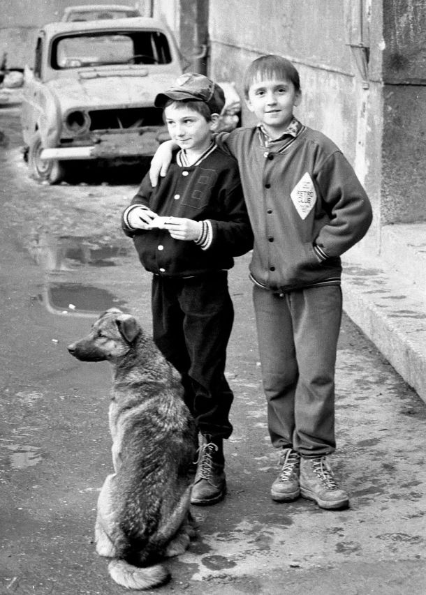 Sarajevo children