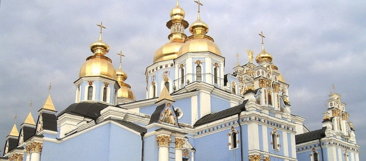 Kiev St Michael Cathedral SL