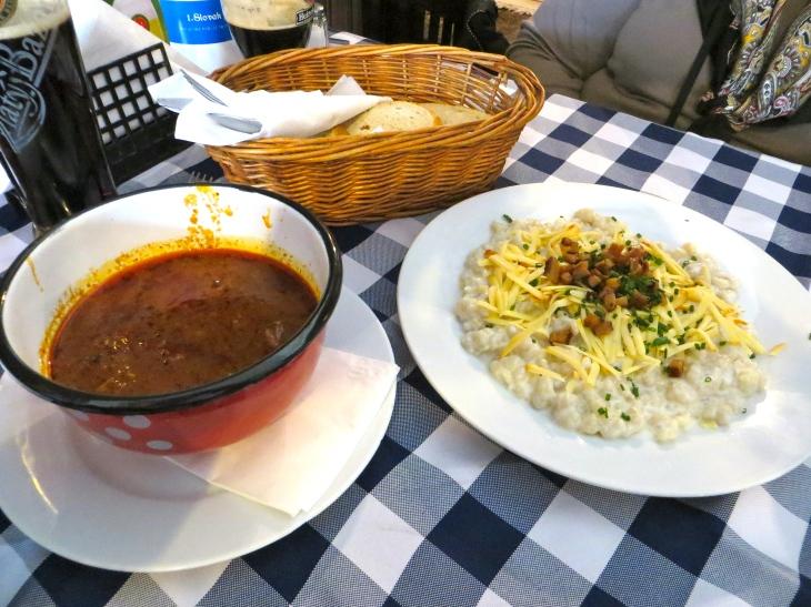 Bratislava food