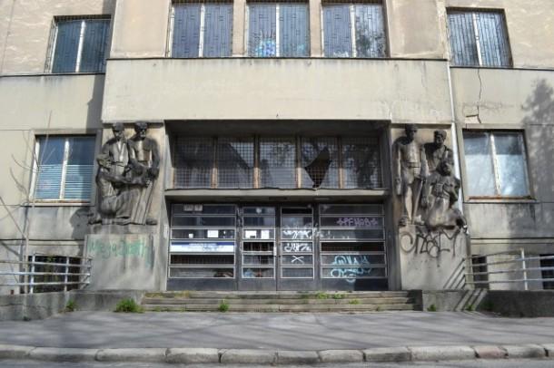 Soviet Hospital