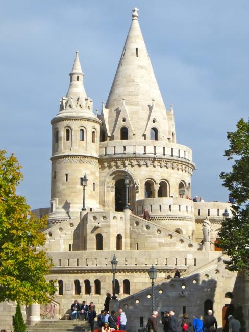 Bastion tower