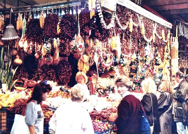 Budapest Peppers 1990