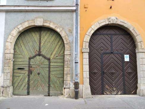 Castle Hill Doors