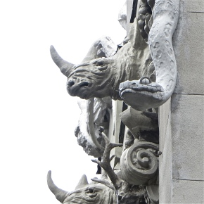 Rockin' the Rhinos Since 1903: Kyiv's ChimeraHouse
