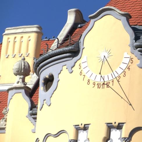 Bratislava Sundial