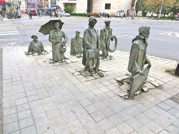 Pedestrians Appearing 1