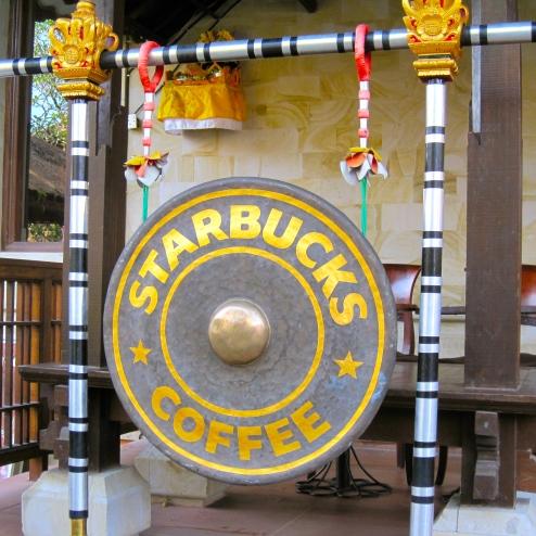Starbucks Ubud, Bali