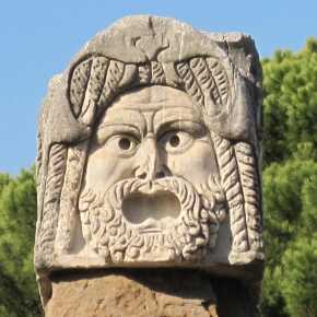 Escaping Rome to OstiaAntica