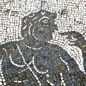 Mules, Gods, and Ad Men: Ostia Antica'sMosaics