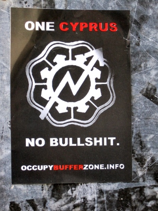 Image result for occupy buffer zone cyprus