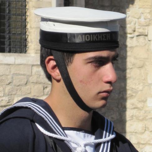 Young Seaman