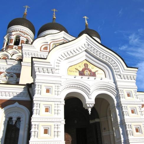 Alexander Nevsky Cathedral 1