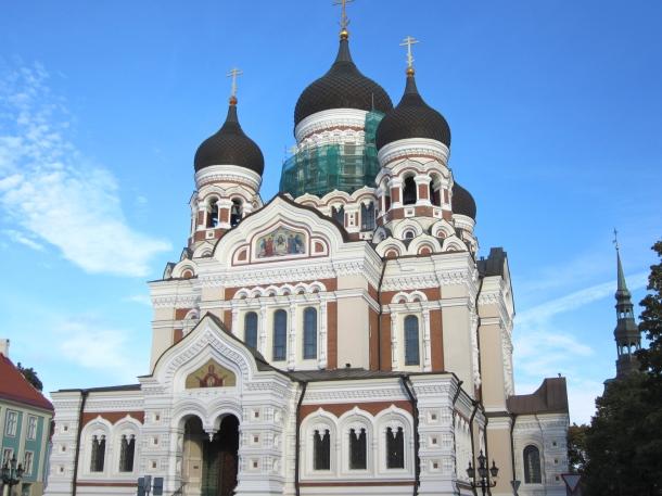 Alexander Nevsky Cathedral 2