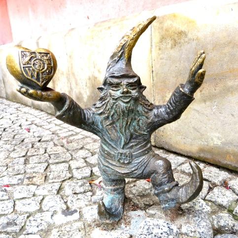 Gnome w Heart Wroclaw