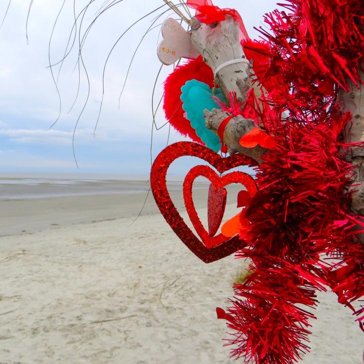 Totem Valentine St Simons Island