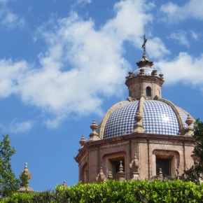 The Churches of Morelia: Spain's Enduring Legacy