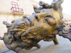 Javier Marin Sculptures: Creating Memories inMorelia
