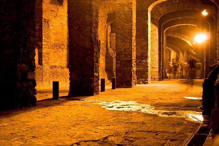Inside Guanajuato Tunneljpg