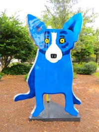 """We Stand Together"" by George Rodrigue 2005"