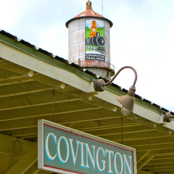 Covington Depot