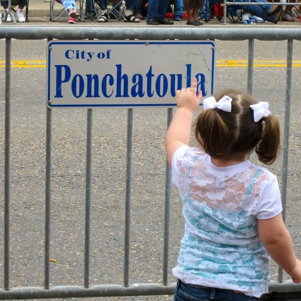 Ponchatoula Sign