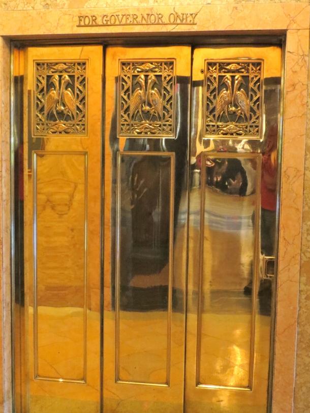 Governor's Elevator