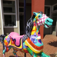 Meridian's Painted Ponies: Rearing To Go For A Good Cause