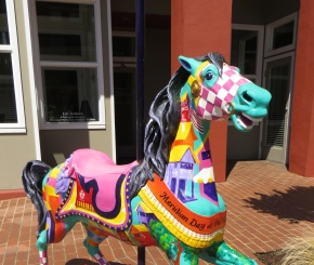 Meridian's Painted Ponies: Raring To Go For A Good Cause