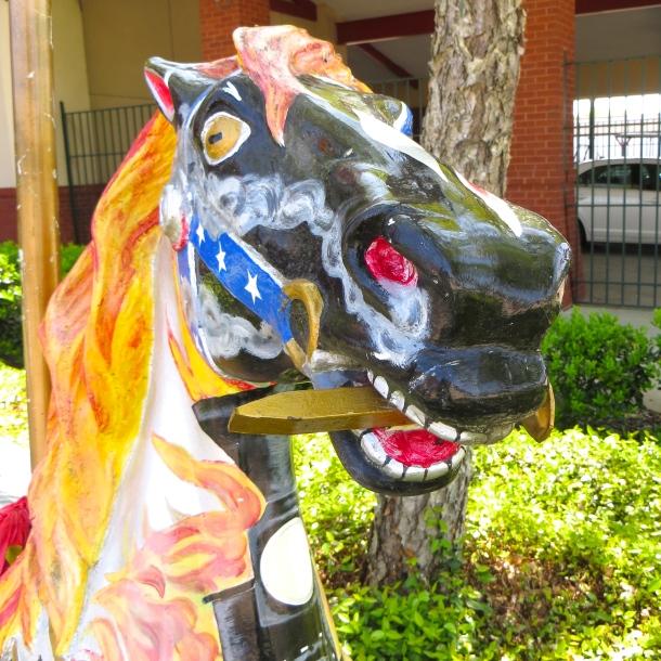 """Iron Horse"" byJim Brashier"