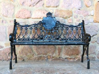 Iron Bench-Morelia