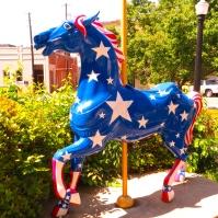 """Star Spangled Pony"" by Debra Ruleau"