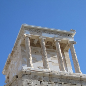 Temple of Athena Nike: Third Time's a Charm!