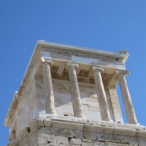 Temple of Athena Nike: Third Time's aCharm!