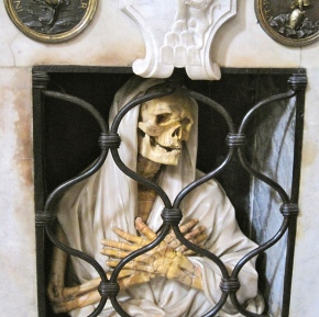 Skeletons in Church: Rollin' Dem Roman Bones