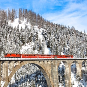 Riding the Rails in Europe