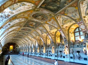 The Top Of The Food Chain: Munich's Residenz