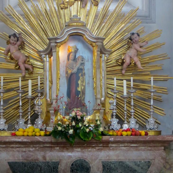Holy Spirit Altar