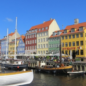 Copenhagen's Nyhavn: From Seedy To Scenic