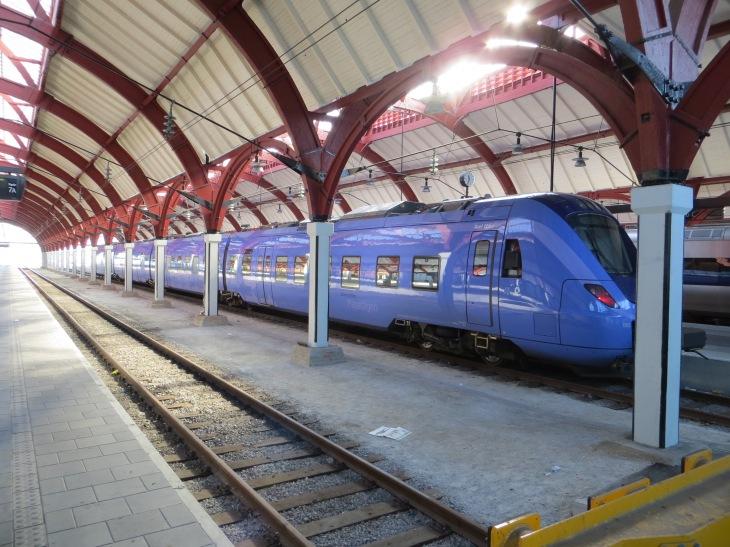 Malmo Train