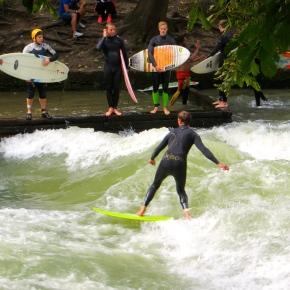 Surf's Up … InMunich?