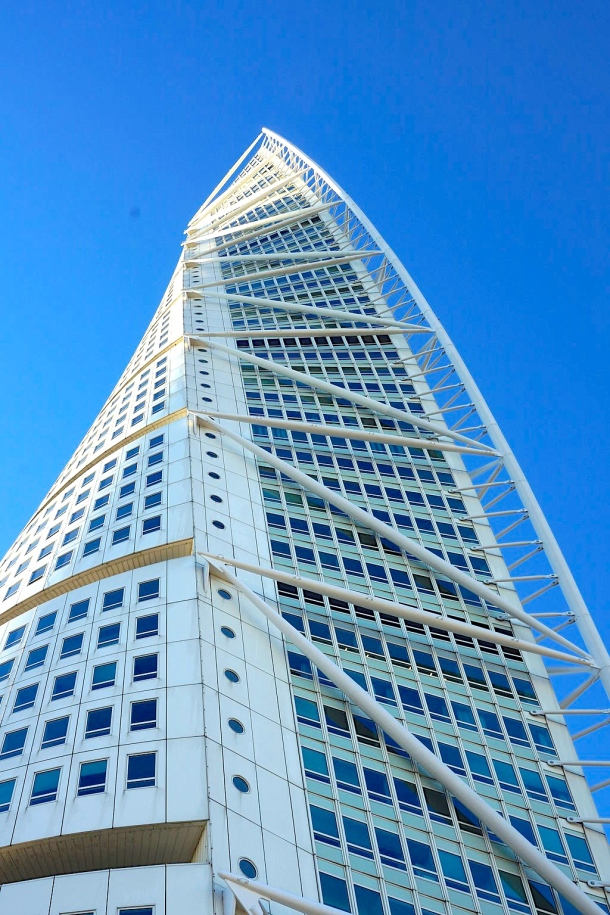 Turning Torso Closeup