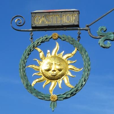 Gasthof Sign