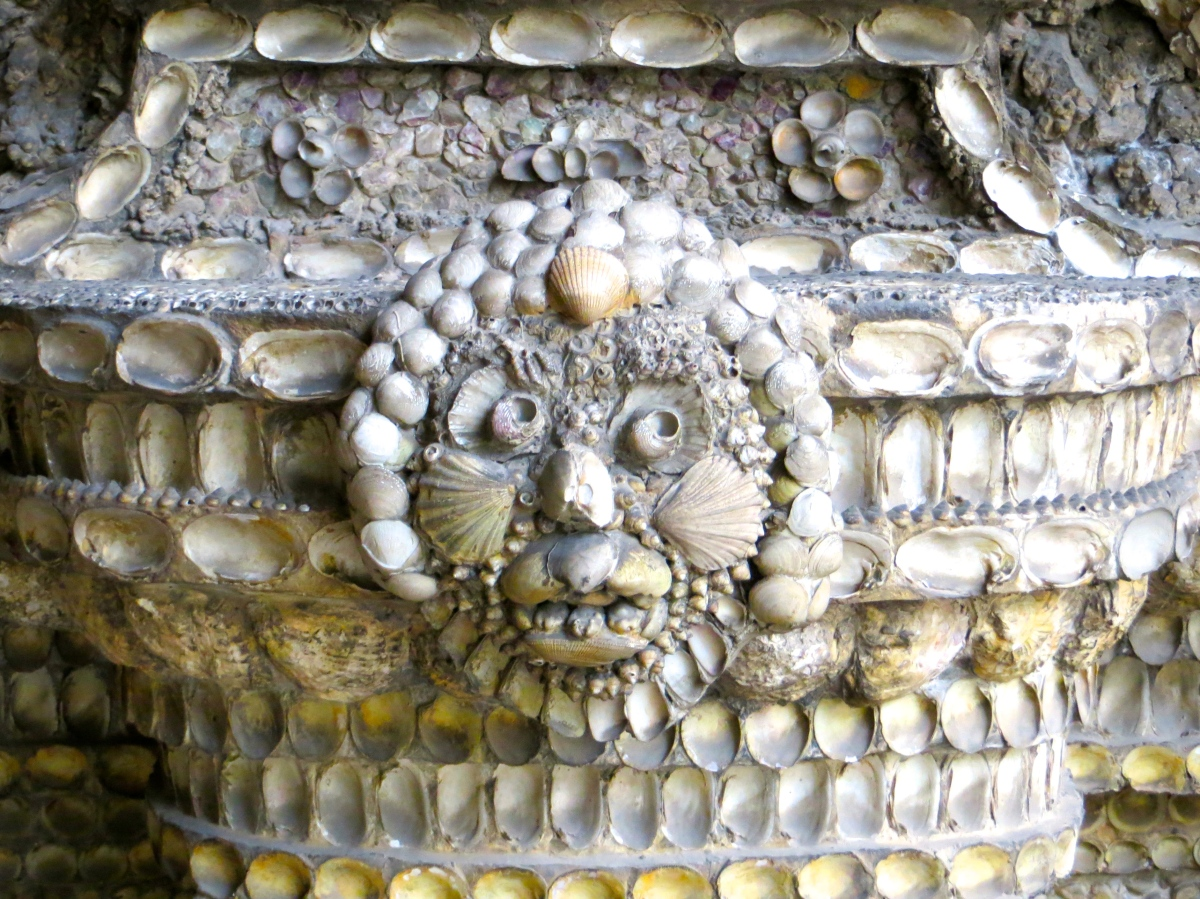 Shell-Shocked in Munich: The Grotto At The Residenz