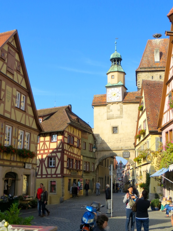 Rothenburg Street