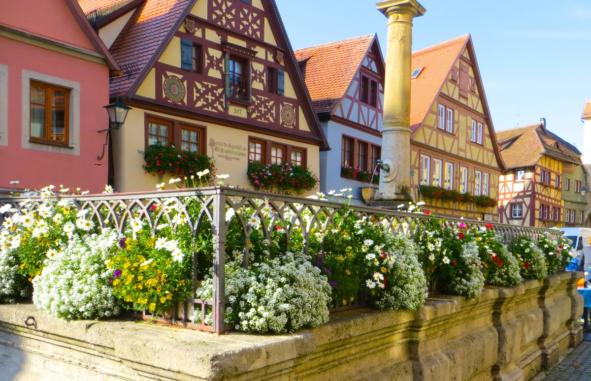 Rothenburg: A Fairy-tale Village at the End of the Line