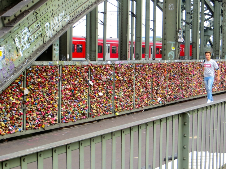 A Sea of Locks