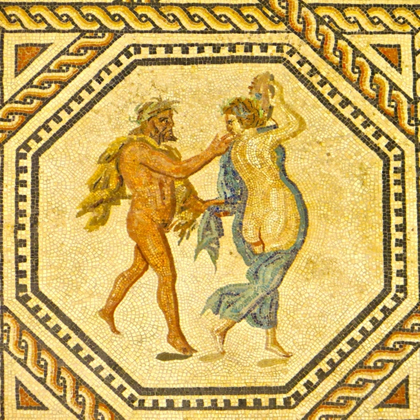 Digging Ancient Art – Literally: Cologne's Dionysus Mosaic