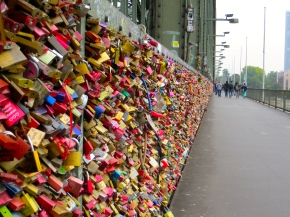 Cologne's Locks of Love Bridge: A Romantic Fad or Steel Graffiti?